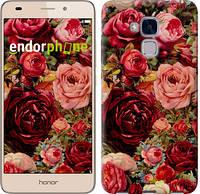 """Чохол на Huawei Honor 5C Квітучі троянди """"2701u-356"""""""