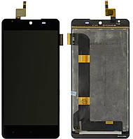 Дисплей (экран) для телефона Bravis Trend  + Touchscreen Original