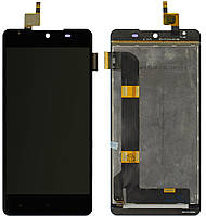 Дисплей (экран) для телефона Bravis Trend + Touchscreen