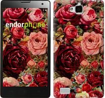 """Чохол на Huawei Y6 Pro Квітучі троянди """"2701u-355"""""""