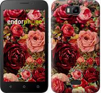 """Чехол на Huawei Ascend Y5C Цветущие розы """"2701u-146"""""""