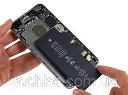 Замена Аккумулятора на Iphone 6plus/6splus