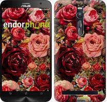"Чохол на Asus Zenfone 2 ZE551ML Квітучі троянди ""2701c-122"""