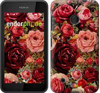 """Чехол на Nokia Lumia 630 Цветущие розы """"2701u-365"""""""