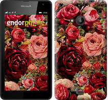 "Чохол на Microsoft Lumia 640 Квітучі троянди ""2701c-273"""
