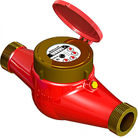 Счётчик горячей воды Gross MTW–UA 50 (с сгоном бронза)