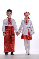 Детские вышиванки и костюмы.