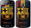"""Чехол на Samsung Galaxy Young S6310 / S6312 Барселона 1 """"326u-252"""""""