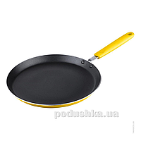 Сковорода для блинов 26см Lamart LT1027 алюминиевая yellow