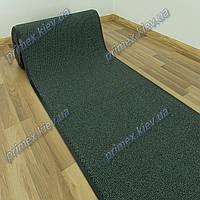 Грязезащитная дорожка Стандарт 120см. цвет зеленый, длина любая
