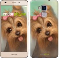 "Чохол на Huawei Honor 5C Намальований йоркширський тер'єр ""928u-356"""