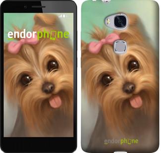 "Чохол на Huawei Honor 5X Намальований йоркширський тер'єр ""928u-176"""