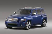 Защита картера двигателя и КПП Шевроле HHR (2005-2011) Chevrolet HHR