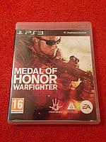 Видео игра Medal of Honor: warfighter (PS3) pyc.