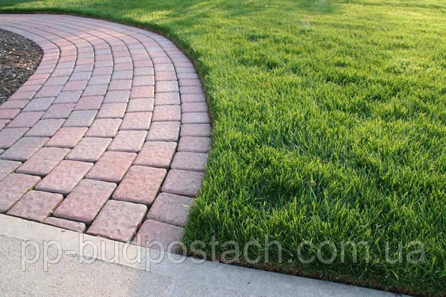 Як позбутися від трави між тротуарною плиткою