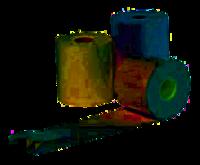 Кассовая лента термо 57 мм 19м Производство Акция2, фото 2