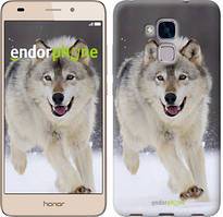 "Чохол на Huawei Honor 5C Біжить вовк ""826u-356"""
