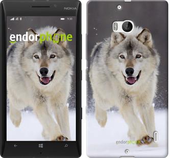 """Чехол на Nokia Lumia 930 Бегущий волк """"826u-311"""""""