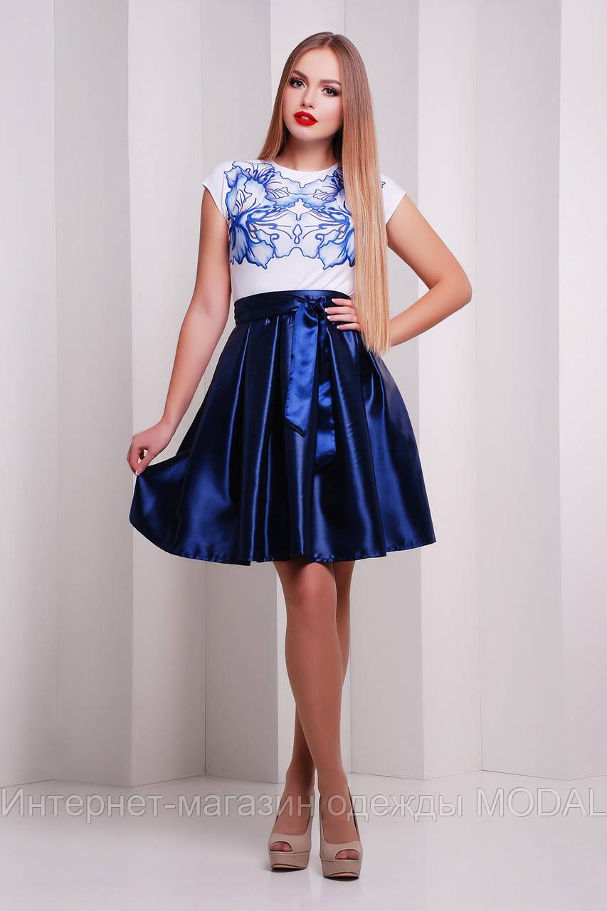 4f780766e7d Нарядное платье с пышной юбкой - Интернет-магазин одежды MODAL в Киеве