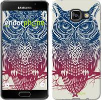 "Чохол на Samsung Galaxy A3 (2016) A310F Сова 2 ""2726c-159"""