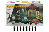 Конструктор brick y035 Супер крылья Джетт и его друзья 95 деталей 26х19х45 см