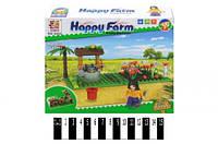 Конструктор brick happy farm Ферма 6004 Клумба на 88 деталей