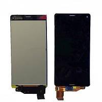 Дисплей (дисплейный модуль) iPhone 4S (черный)