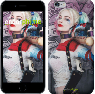 """Чехол на iPhone 6s Отряд самоубийц """"3763c-90"""""""