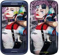 "Чехол на Samsung Galaxy S3 Duos I9300i Отряд самоубийц ""3763c-50"""