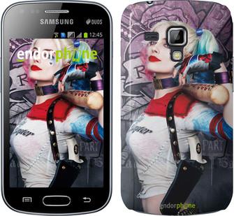 "Чехол на Samsung Galaxy S Duos s7562 Отряд самоубийц ""3763c-84"""