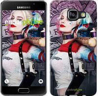 "Чехол на Samsung Galaxy A3 (2016) A310F Отряд самоубийц ""3763c-159"""