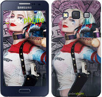 """Чохол на Samsung Galaxy A3 A300H Загін самогубців """"3763c-72"""""""