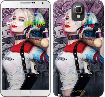 "Чехол на Samsung Galaxy Note 3 N9000 Отряд самоубийц ""3763c-29"""