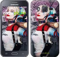 "Чехол на Samsung Galaxy J2 J200H Отряд самоубийц ""3763c-190"""