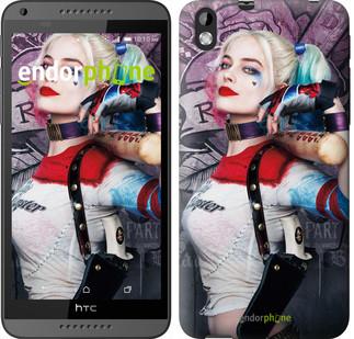 """Чехол на HTC Desire 816 Отряд самоубийц """"3763u-169"""""""