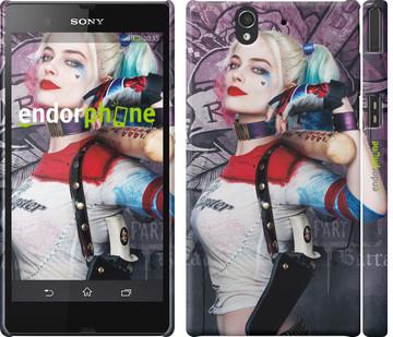 "Чехол на Sony Xperia Z C6602 Отряд самоубийц ""3763c-40"""