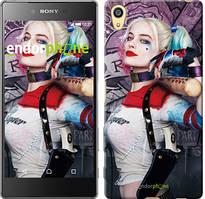 """Чехол на Sony Xperia Z5 Отряд самоубийц """"3763u-274"""""""