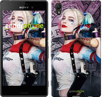 """Чехол на Sony Xperia XA Ultra Dual F3212 Отряд самоубийц """"3763c-391"""""""