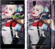 """Чохол на Sony Xperia T2 Ultra Dual D5322 Загін самогубців """"3763c-92"""""""