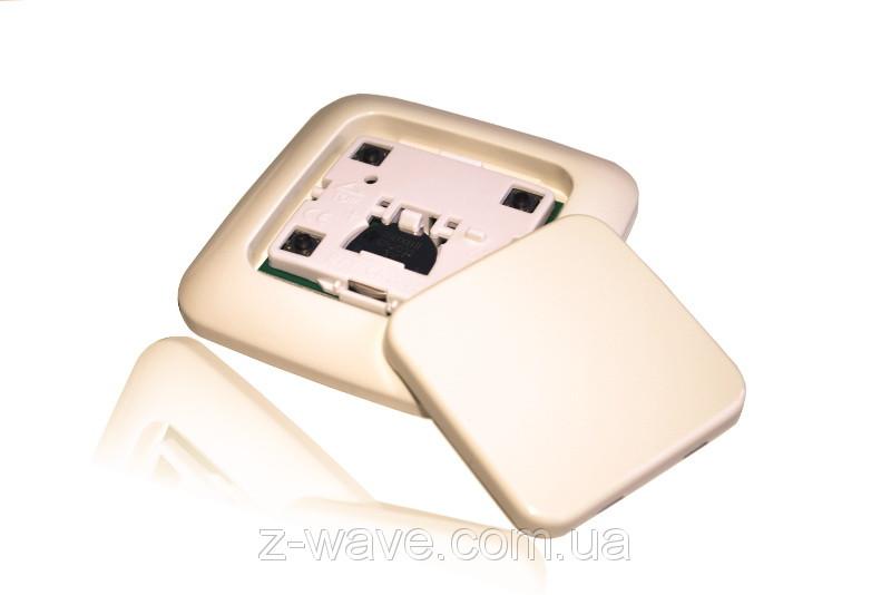 Одноклавишный настенный контроллер ZME серии Busch J. Duro 2000 — ZME_WCS1