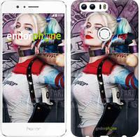 """Чехол на Huawei Honor 8 Отряд самоубийц """"3763u-351"""""""