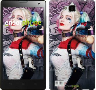 """Чехол на Huawei Y6 Pro Отряд самоубийц """"3763u-355"""""""