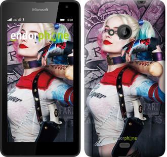 """Чехол на Microsoft Lumia 535 Отряд самоубийц """"3763u-130"""""""