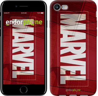 "Чохол на iPhone 7 Marvel ""2752c-336"""