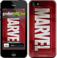 """Чехол на iPhone 5 Marvel """"2752c-18"""""""