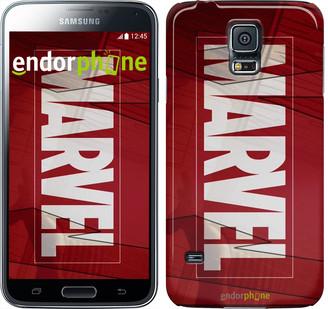 "Чехол на Samsung Galaxy S5 Duos SM G900FD Marvel ""2752c-62"""