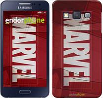 "Чохол на Samsung Galaxy A3 A300H Marvel ""2752c-72"""