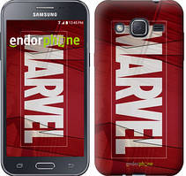 "Чохол на Samsung Galaxy J2 J200H Marvel ""2752c-190"""