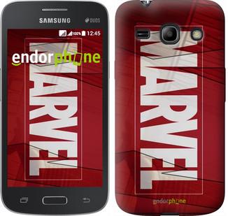 "Чехол на Samsung Galaxy Star Advance G350E Marvel ""2752u-210"""