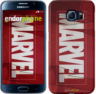"Чехол на Samsung Galaxy Star Plus S7262 Marvel ""2752u-360"""